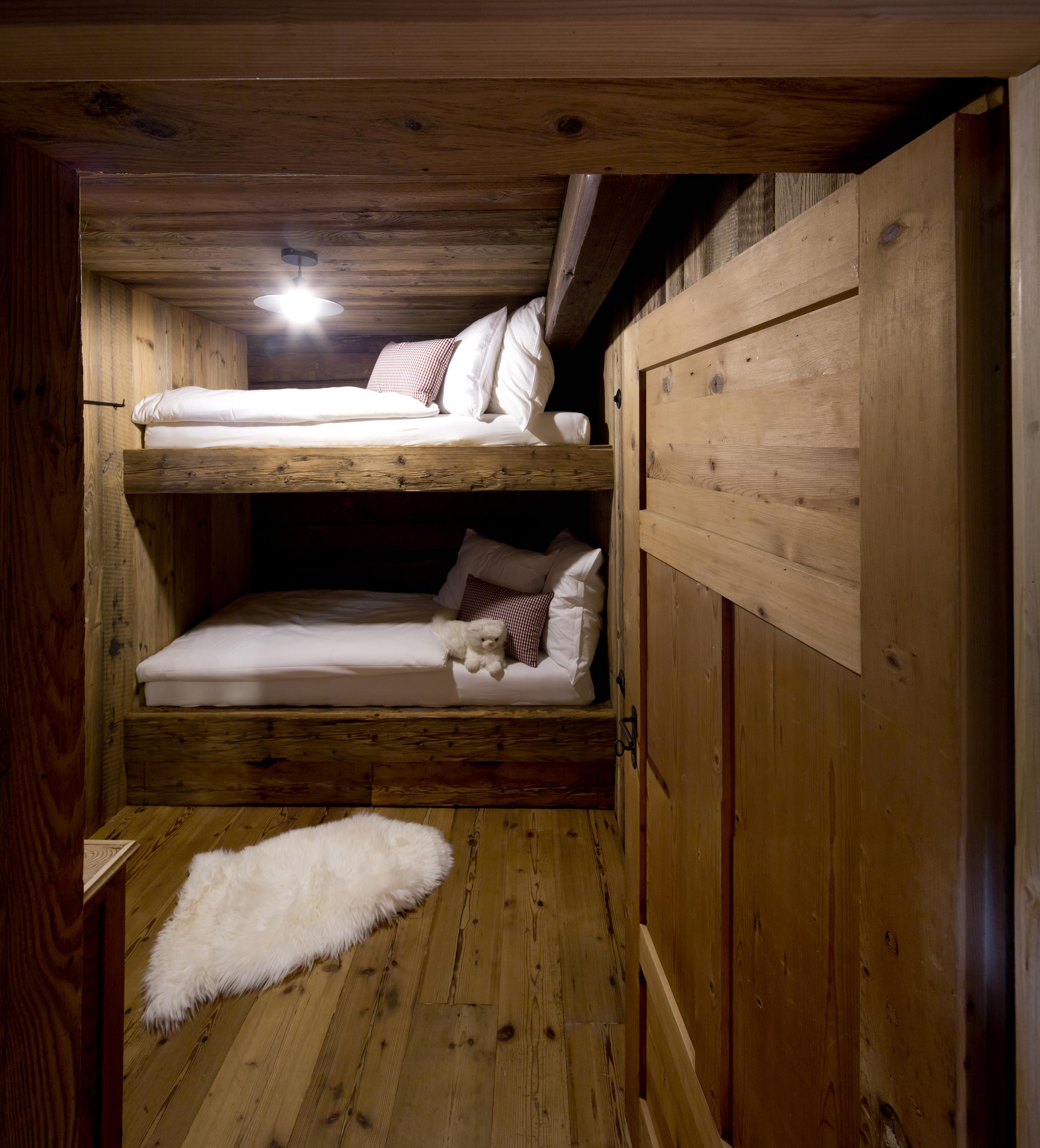 Bulk-bed room (picture by BDA - Bettina Neubauer-Pregl)