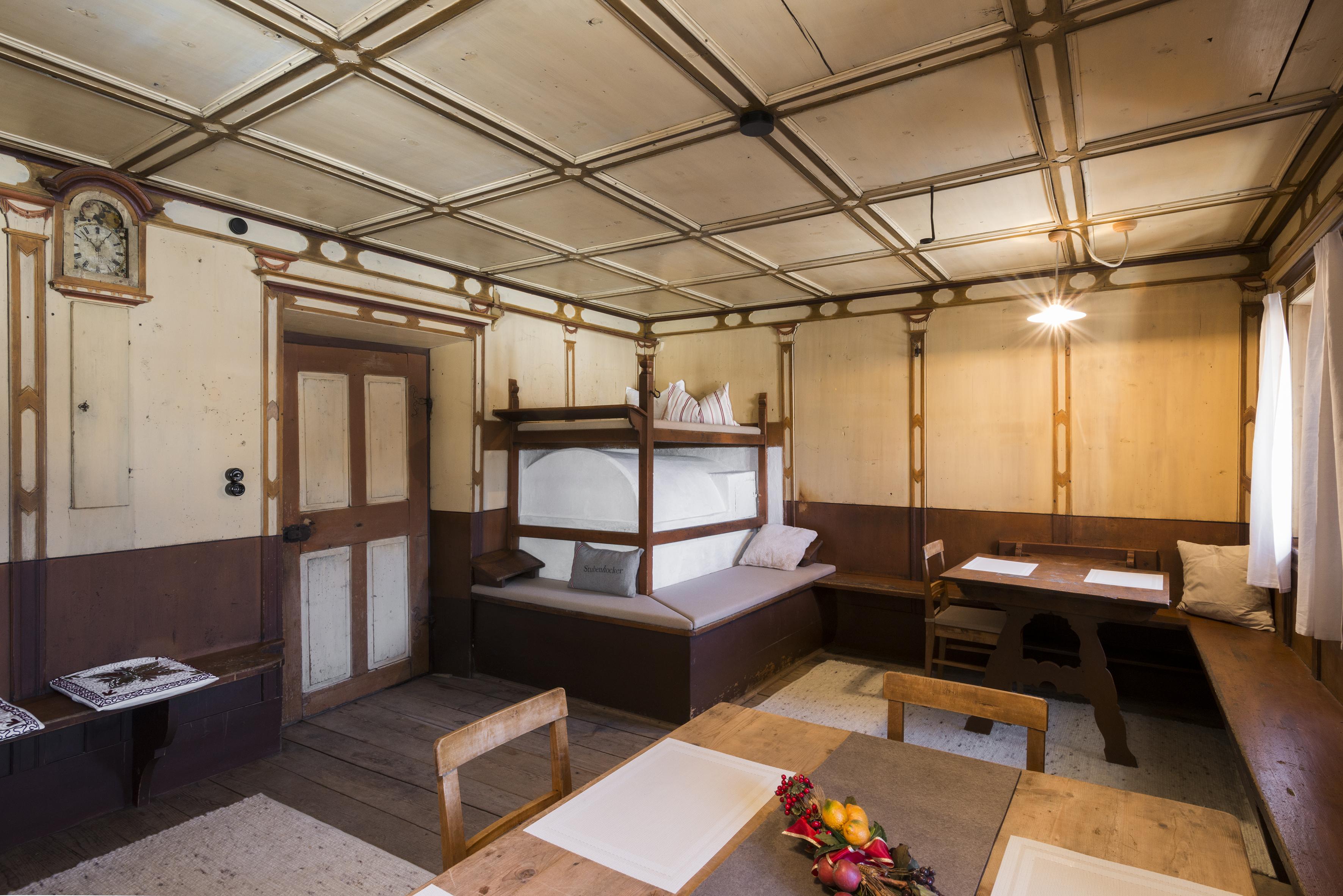 Lounge (Stube on ground floor)