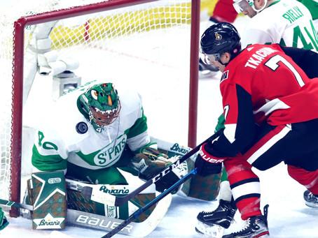 Mike Wilson's Ultimate Game Report for the Ottawa Senators March 16th #UltimateFanRoadTrip