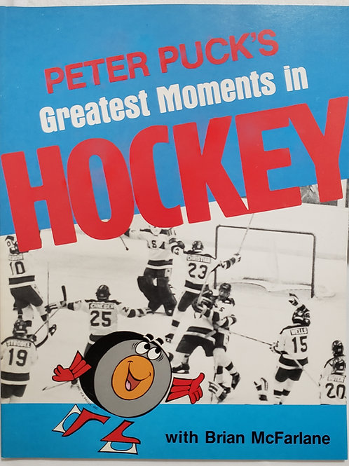 Peter Puck's Greatest Moments in Hockey