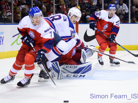 USA Advances To Semi's In Junior Hockey Worlds After Defeating Czechs