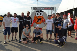 Teams love Peter Puck