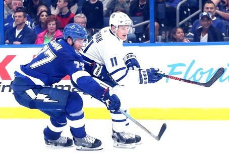 Mike Wilson's Ultimate Game Report for the Tampa Bay Lightning March 11th #UltimateFanRoadTrip