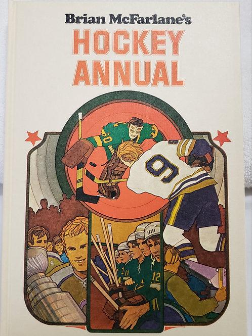 Brian McFarlane's Hockey Annual (1973)
