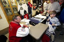 NHL Alumni charity game