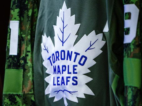 Toronto Maple Leafs  ~ Honour, Pride and Courage