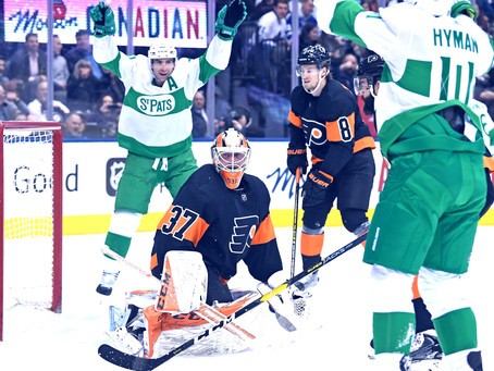 Mike Wilson's Ultimate Game Report for the Philadelphia Flyers March 15th #UltimateFanRoadTrip