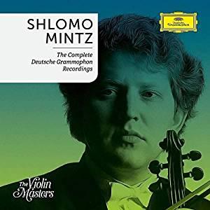 Violin Masters DG Shlomo Mintz