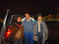 Brigitte, Elemer et Katia