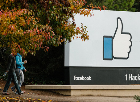 """Facebook To Freeze Political Ads Before The Election""- Weekly Market Update Sep 4,2020"