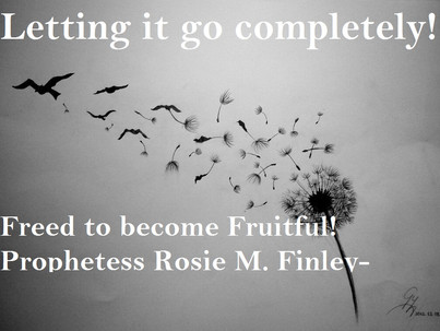 """""""Letting It All Go Completely"""""""