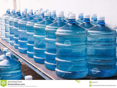 People Begin to Stock Up on Water Supplies, Especially In California