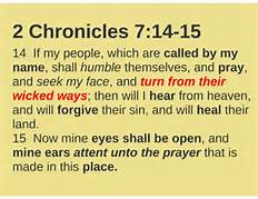 The United States Must Prepare Themselves for the Worst, Pray and Seek God!