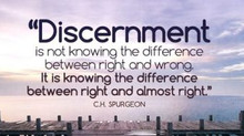 Discern who and what you Endorse!
