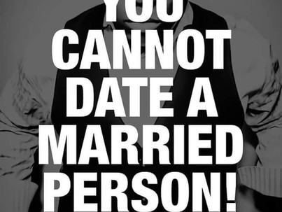 You Can't Date the Married, Married Leave the Singles Alone!
