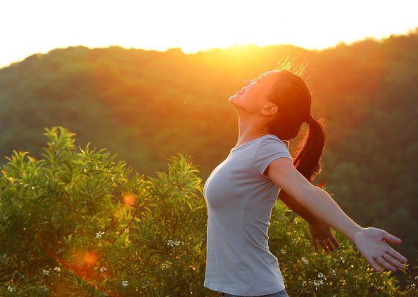 Dieci consigli di alimentazione, attitudine e igiene per il benessere e la felicità