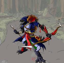 DnD Kenku Ranger