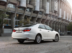 taxiport & toyota camry 4