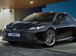 taxiport & toyota camry 1