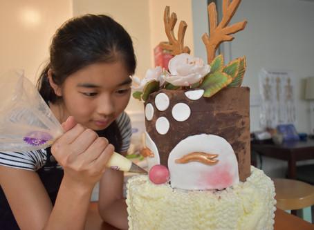 Ronald McDonald House Charities Christmas Cake (2018)