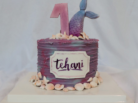 Cake for Tehani (2019)