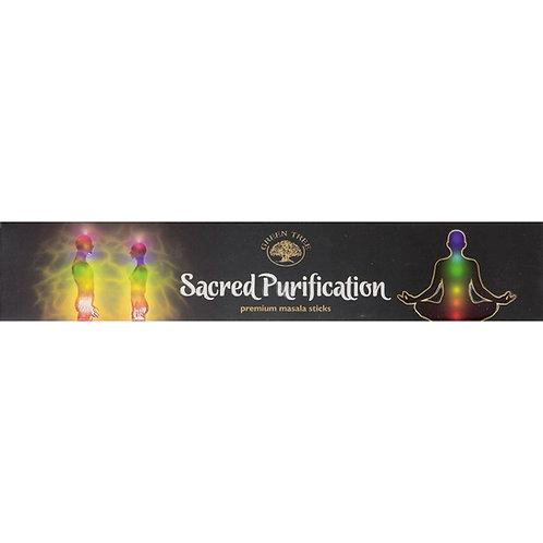 Encens Sacred Purification Green Tree