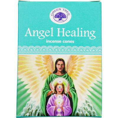 Encens Green Tree Angel healing cône