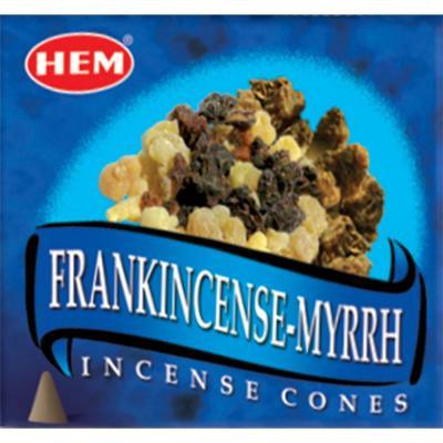 Encens HEM Frankincense-myrrh