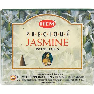 Encens HEM Jasmine cône