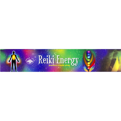 Encens Reiki Energy Green Tree