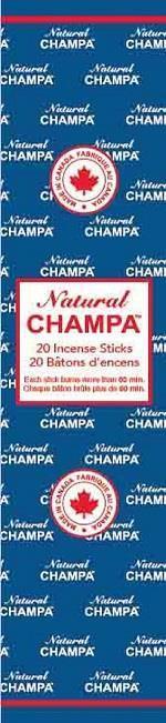 Encens Natural Champa