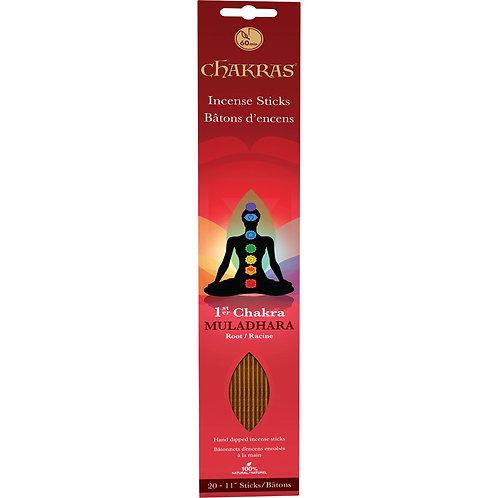 Encens 7 Chakras chakras 1