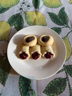 fancy cookies