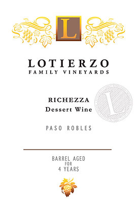Richezza Dessert Wine