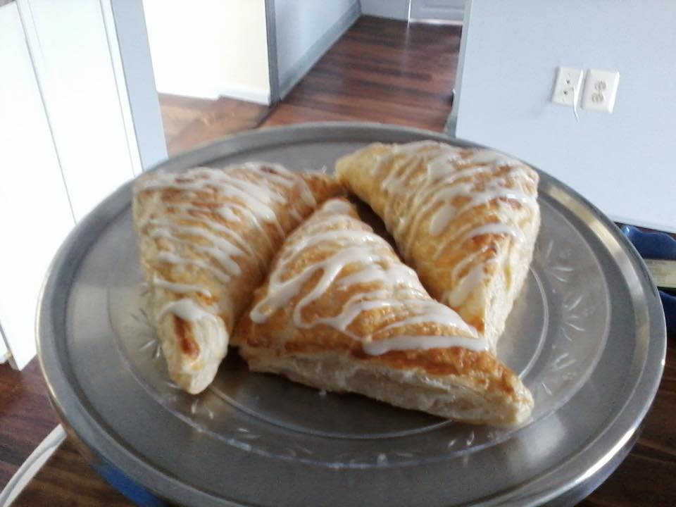 Hand-made Turnovers