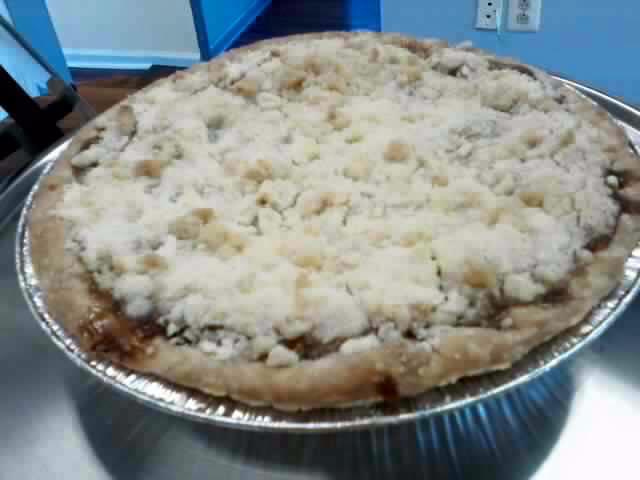 Crumb Pie