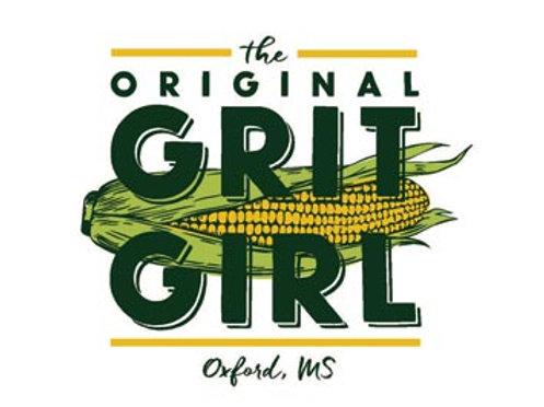 The Original Grit Girl (Stone Ground Grit 5lb)