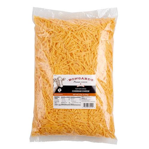Cheese (Cheddar Feather Shred 4/5LB)