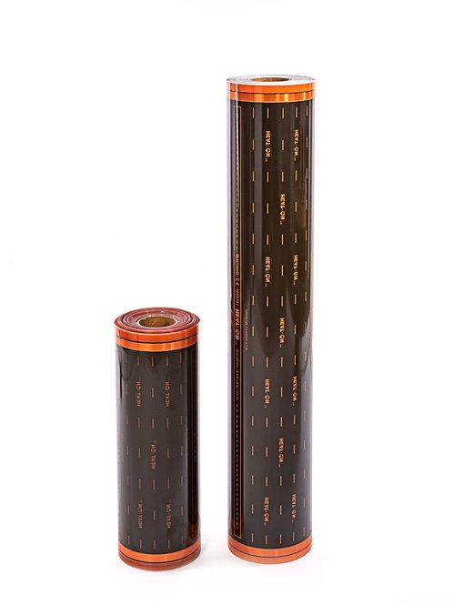 Folia grzewcza na podczerwień od 51 do 75 m2 (cena z montażem za m2 brutto)
