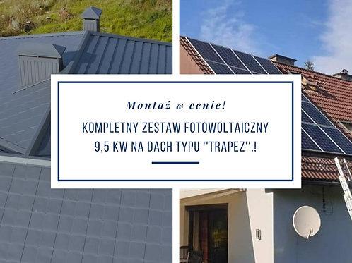 Zestaw 9,5 kW