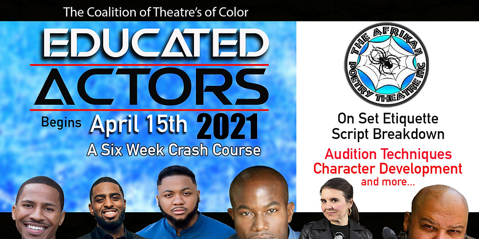 Educated Actors 2021