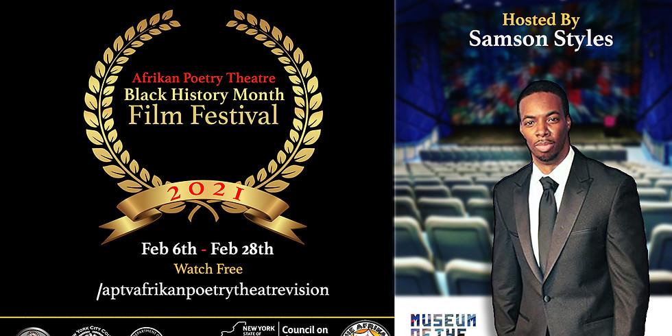 Black History Month Film Festival 2021