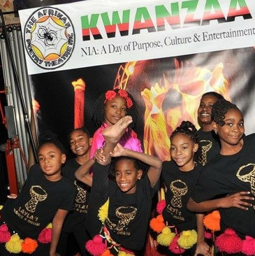 The Afrikan Poetry Theatre  Kwanzaa Extr