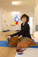 Centro Yoga il Loto Blu Insegnante Yoga Grazia Ugazzi