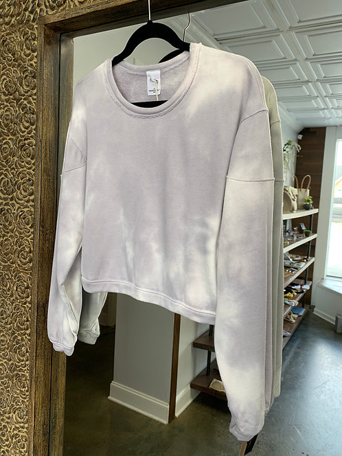 Project Social T Sweatshirt Frosted Violet