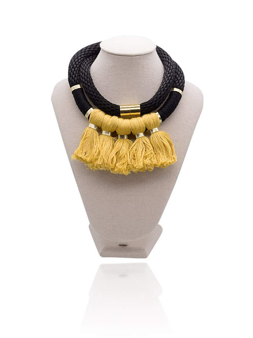 1-Stand Black & Gold