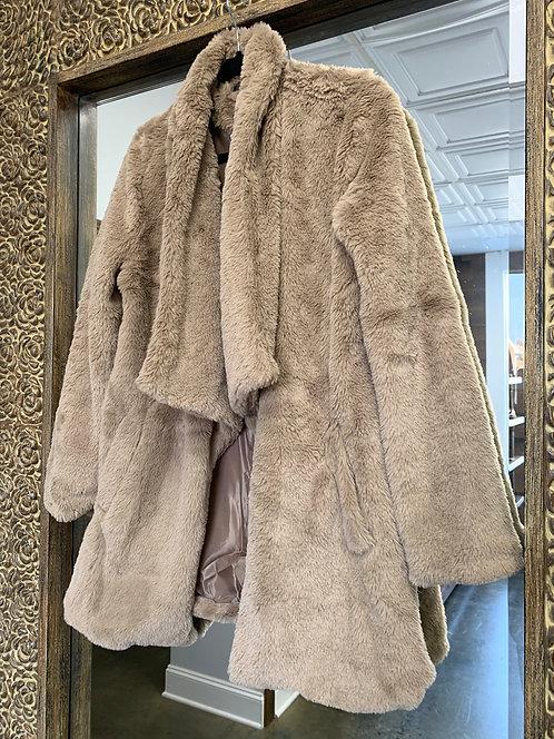 KLd Open Flap Coat