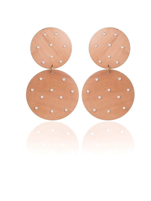 Sylvia Benson Tula Earrings