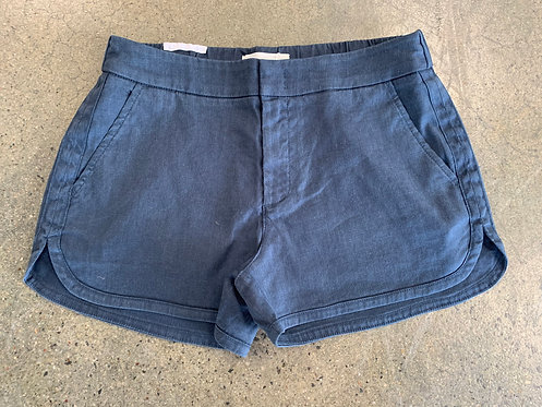 Level 99 Navy Helen Shorts