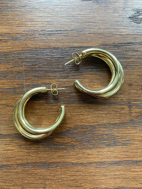 Jonesy Wood Beatrix Earring
